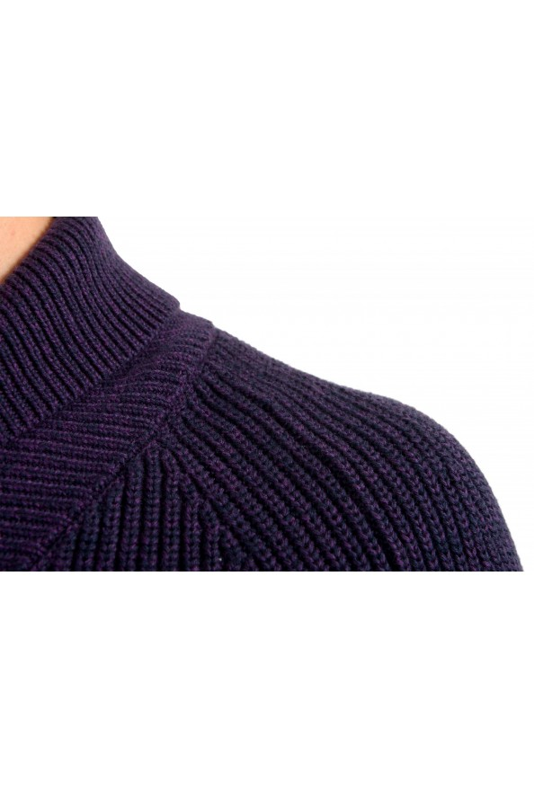 "Hugo Boss ""Afairbus"" Men's Wool Mockneck Pullover Sweater: Picture 4"