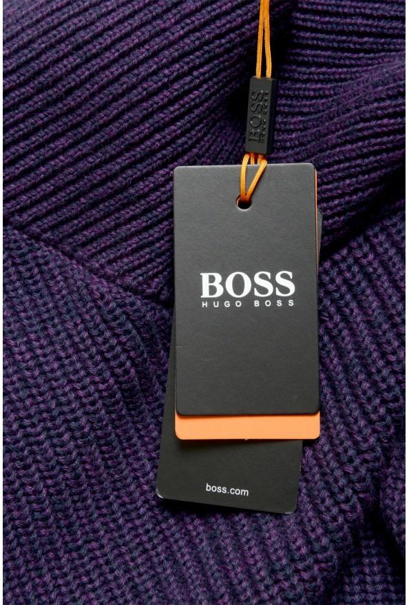 "Hugo Boss ""Afairbus"" Men's Wool Mockneck Pullover Sweater: Picture 5"