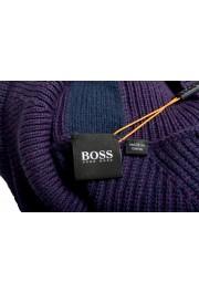 "Hugo Boss ""Afairbus"" Men's Wool Mockneck Pullover Sweater: Picture 6"