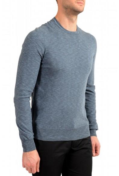"Hugo Boss ""Kamyoda"" Men's Blue Crewneck Pullover Sweater: Picture 2"