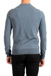 "Hugo Boss ""Kamyoda"" Men's Blue Crewneck Pullover Sweater: Picture 3"
