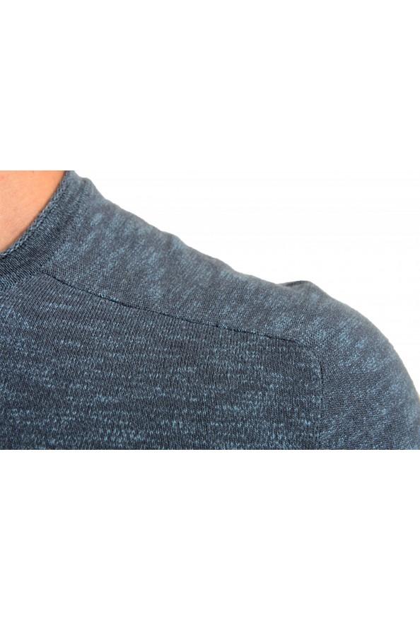 "Hugo Boss ""Kamyoda"" Men's Blue Crewneck Pullover Sweater: Picture 4"