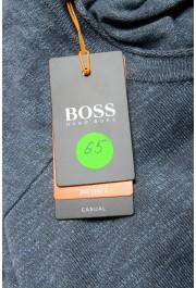 "Hugo Boss ""Kamyoda"" Men's Blue Crewneck Pullover Sweater: Picture 6"