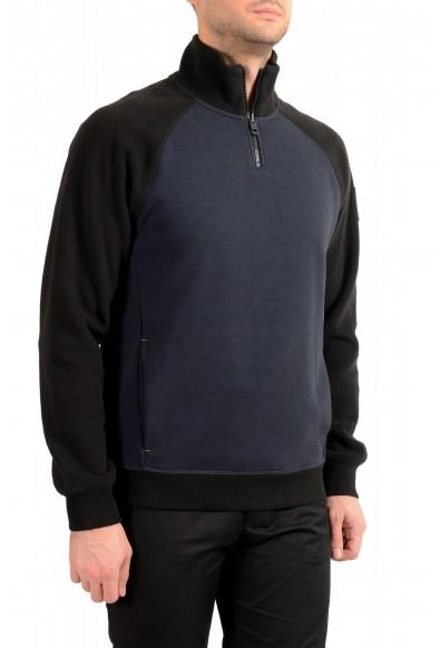 """Hugo Boss """"Zeahalf"""" Men's 1/3 Zip Sweatshirt Sweater: Picture 2"""