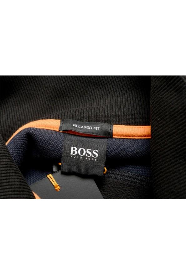 """Hugo Boss """"Zeahalf"""" Men's 1/3 Zip Sweatshirt Sweater: Picture 5"""