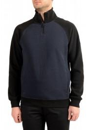 """Hugo Boss """"Zeahalf"""" Men's 1/3 Zip Sweatshirt Sweater"""