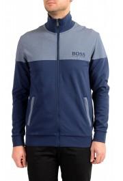 "Hugo Boss ""Tracksuit Jacket "" Men's Full Zip Track Sweater Jacket"
