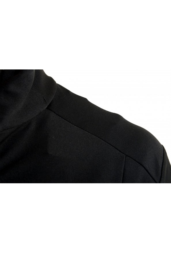 "Hugo Boss ""Sicon"" Men's Black Full Zip Track Sweater Jacket: Picture 4"