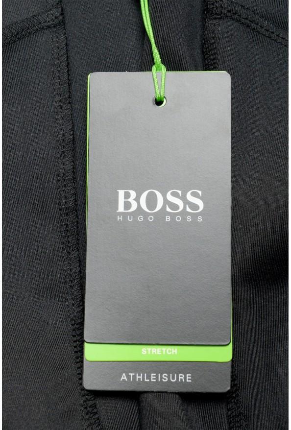 "Hugo Boss ""Sicon"" Men's Black Full Zip Track Sweater Jacket: Picture 6"