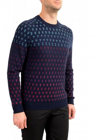 "Hugo Boss ""Agradeo"" Men's Multi-Color Wool Crewneck Pullover Sweater: Picture 2"