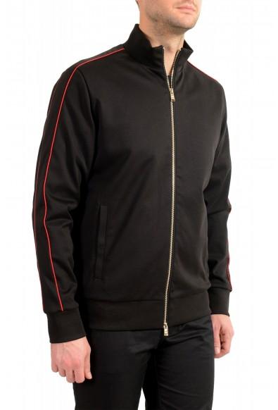 "Hugo Boss ""Scavo 41_LNV"" Men's Black Full Zip Track Sweater Jacket: Picture 2"