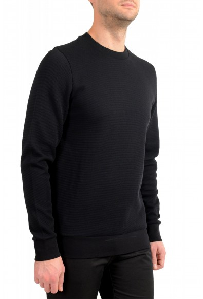 "Hugo Boss ""Stadler 44"" Men's Black Sweatshirt Sweater: Picture 2"