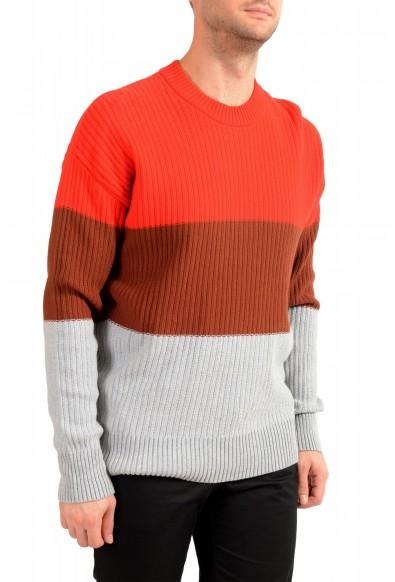 """Hugo Boss """"Pianco"""" Men's Striped Crewneck Pullover Sweater: Picture 2"""