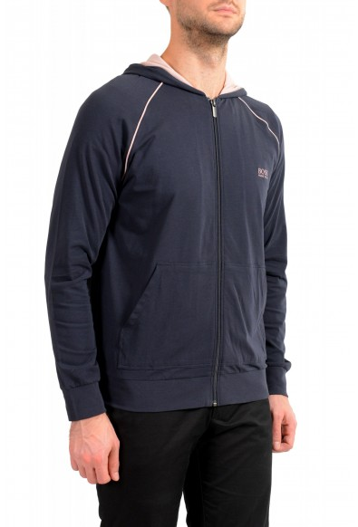 "Hugo Boss ""Mix&Match Jacket H"" Men's Full Zip Hooded Track Jacket: Picture 2"