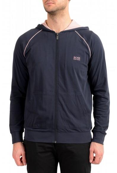 "Hugo Boss ""Mix&Match Jacket H"" Men's Full Zip Hooded Track Jacket"