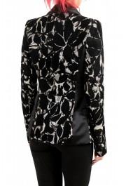 Just Cavalli Women's Sequins Decorated Tuxedo Style Blazer : Picture 3