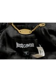 Just Cavalli Women's Sequins Decorated Tuxedo Style Blazer : Picture 5