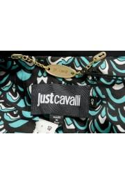 Just Cavalli Women's Wool Black One Button Blazer : Picture 5