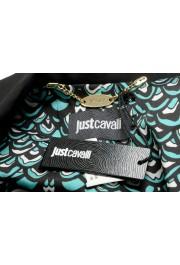 Just Cavalli Women's Wool Black One Button Blazer : Picture 6