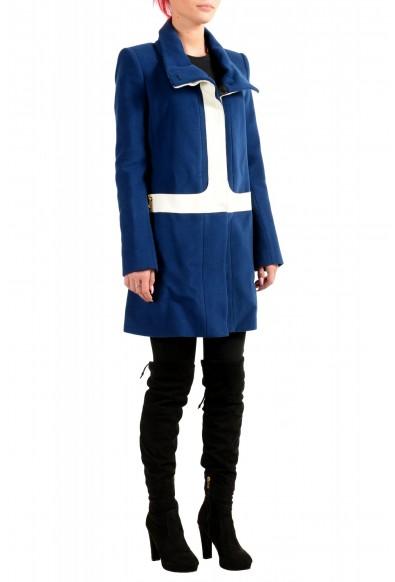 Just Cavalli Women's Multi-Color Wool Coat : Picture 2