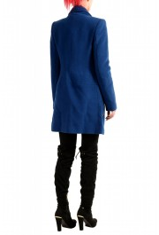 Just Cavalli Women's Multi-Color Wool Coat : Picture 3