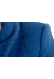 Just Cavalli Women's Multi-Color Wool Coat : Picture 4