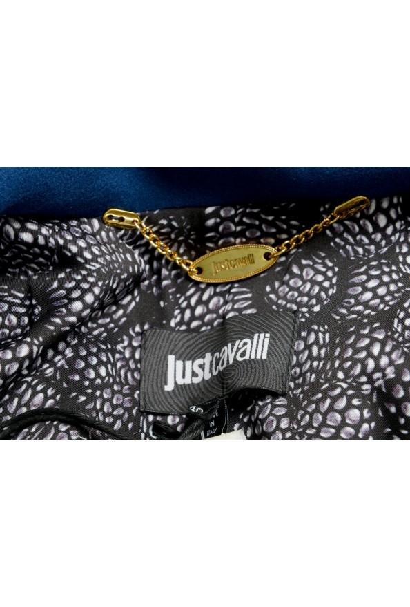 Just Cavalli Women's Multi-Color Wool Coat : Picture 5