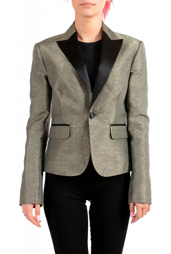 Dsquared2 Women's Sparkle One Button Blazer
