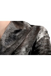 Dsquared2 Women's Gray Double Breasted Blazer : Picture 4