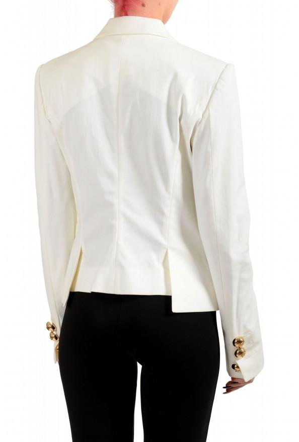 Dsquared2 Women's White One Button Blazer : Picture 3