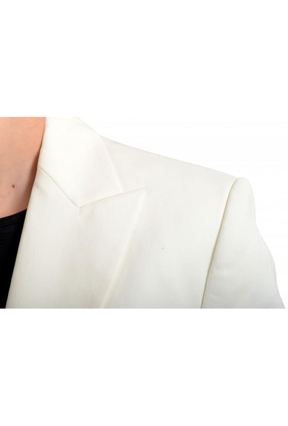 Dsquared2 Women's White One Button Blazer : Picture 4