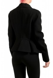 Dsquared2 Women's Black Wool Knitted Blazer : Picture 3