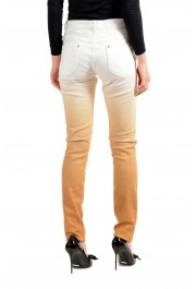 Maison Margiela Women's Multi-Color Straight Leg Jeans: Picture 3