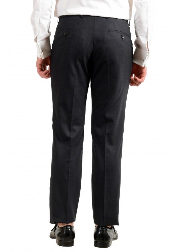 "Hugo Boss Men's ""Helward1/Gelvin_1"" Slim Fit 100% Wool Purple Tuxedo Suit: Picture 12"