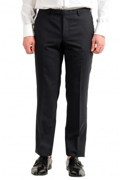 "Hugo Boss Men's ""Helward1/Gelvin_1"" Slim Fit 100% Wool Purple Tuxedo Suit: Picture 2"