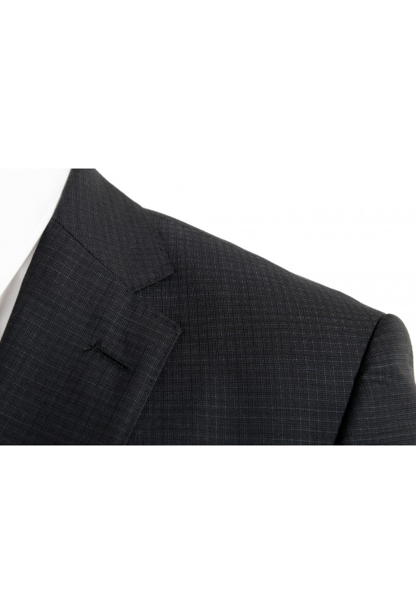 "Hugo Boss Men's ""Helward1/Gelvin_1"" Slim Fit 100% Wool Purple Tuxedo Suit: Picture 10"
