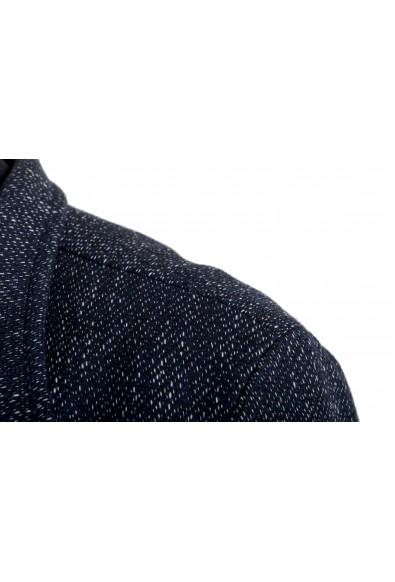 "Hugo Boss Men's ""Shanty3"" Wool Blue Button Down Coat: Picture 2"