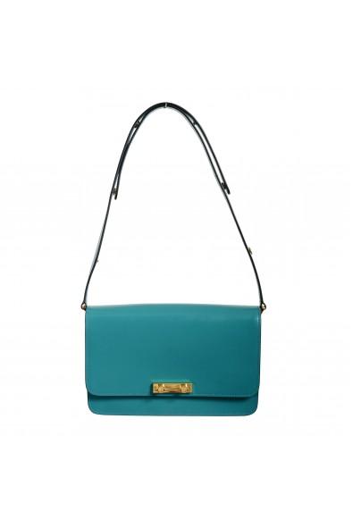 Marni Women's Green 100% Leather Small Shoulder Bag Handbag
