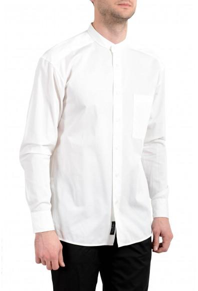"Hugo Boss Men's ""Frans"" Relaxed Fit White Long Sleeve Dress Shirt: Picture 2"