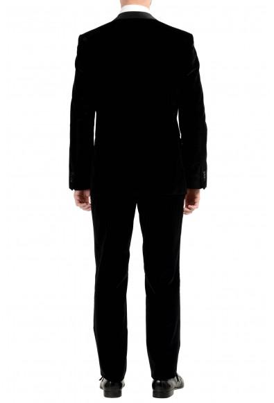 "Hugo Boss ""Herwyn/Gewon"" Men's Tuxedo Velour One Button Slim Suit: Picture 2"