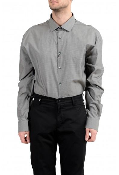John Varvatos Slim-Fit Multi-Color Long Sleeve Men's Shirt: Picture 2