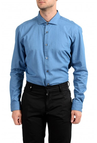 Hugo Boss Men's Ridley_F Slim Fit Long Sleeve Casual Shirt: Picture 2