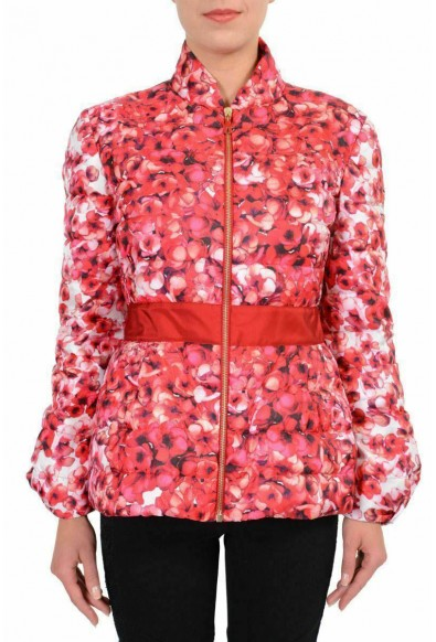 """Moncler Gamme Rouge """"Annie"""" Women's Down Insulated Full Zip Parka Jacket"""