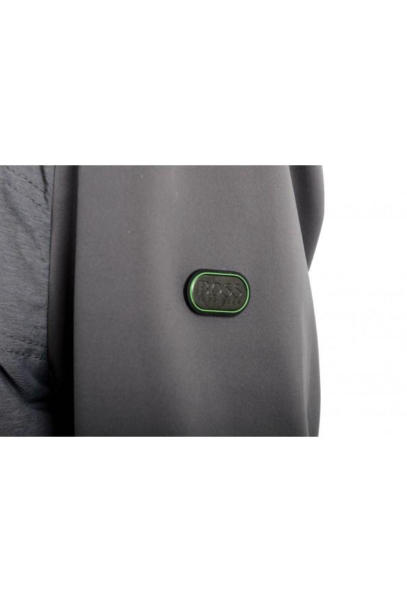 """Hugo Boss """"Jamick Pro"""" Men's Gray Zip Windbreaker Jacket: Picture 3"""