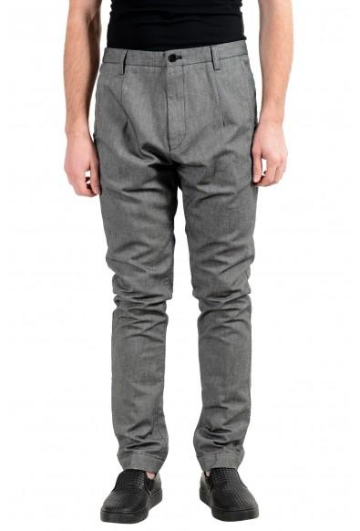 """Hugo Boss """"Hedyn-W"""" Men's Gray Casual Pants"""
