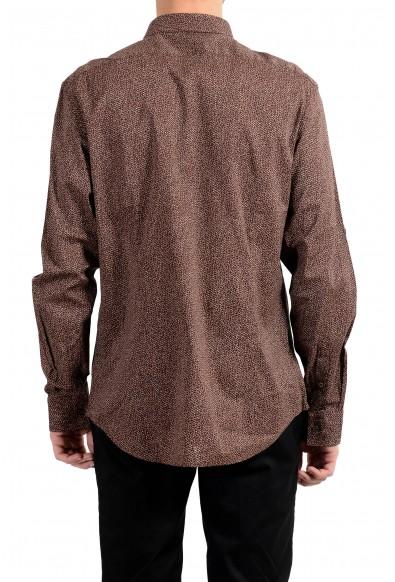 John Varvatos Multi-Color Long Sleeve Men's Casual Shirt: Picture 2