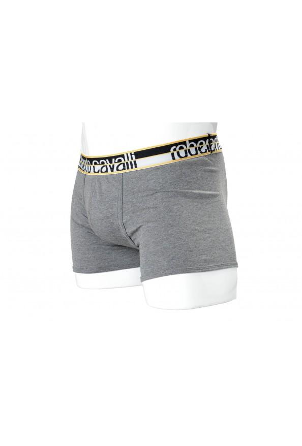 Roberto Cavalli Men's Gray Boxer Underwear: Picture 4