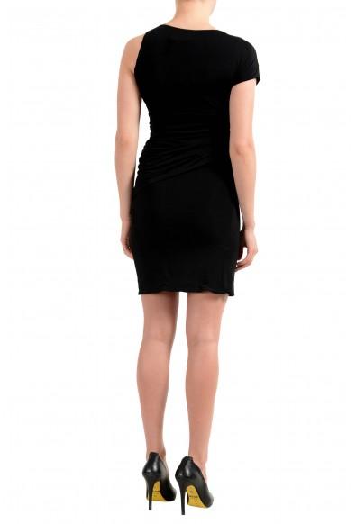 Just Cavalli Women's Black Sheath Stretch Dress: Picture 2