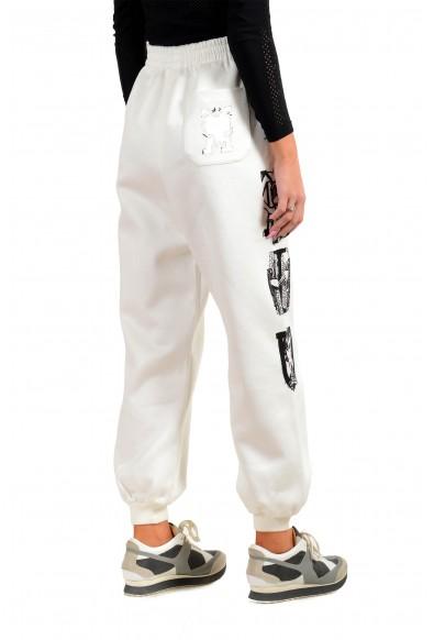 Miu Miu Women's White Sweat Pants: Picture 2