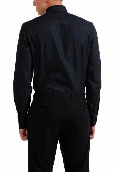 "Versace Collection ""Trend"" Men's Black Dress Shirt: Picture 2"